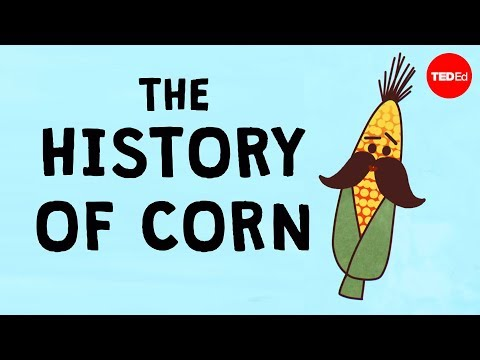 Video image: How corn conquered the world - Chris A. Kniesly
