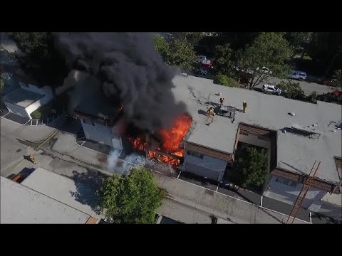 UAVs for Firegrounds
