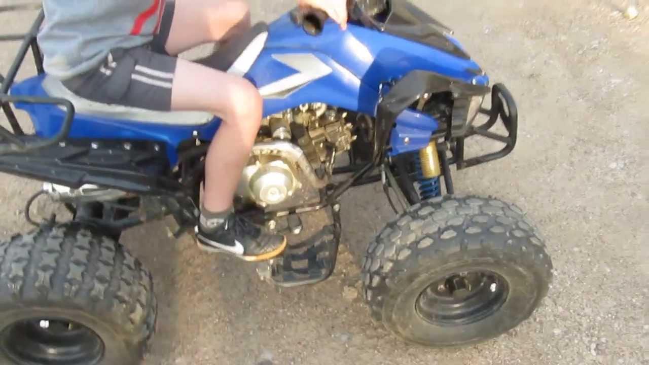e44170ca5c0 ATV 125cc - YouTube