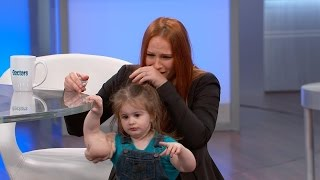 "Meet the Toddler with Rare ""Hulk"" Disease"