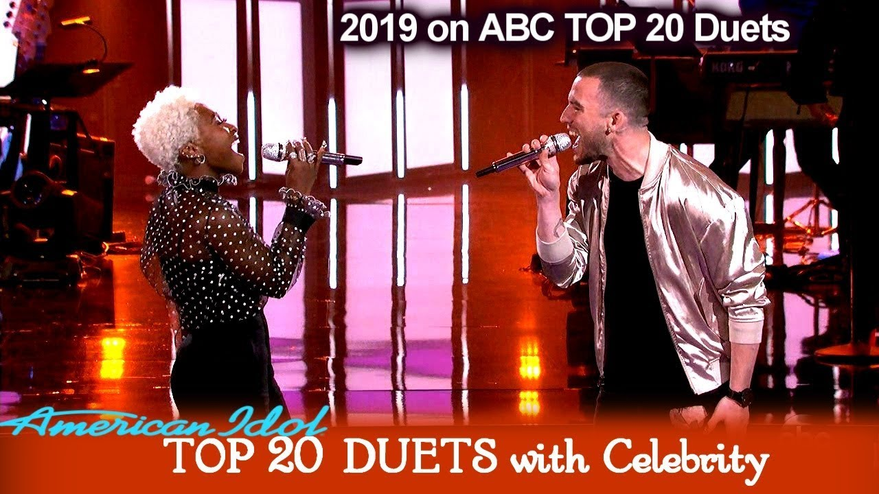 "Ryan Hammond & Cynthia Erivo Duet ""Hold on I'm Comin'""  
