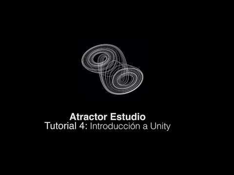 Tutorial 4: Nociones básicas de UNITY (software para crear videojuegos) thumbnail