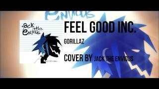 "Gorillaz - Feel Good Inc. (Punk Goes Pop Style Cover) ""Post-Hardcore"""