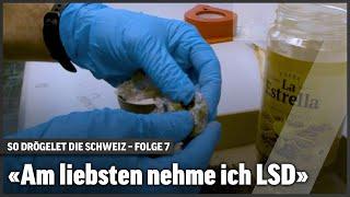 «Am liebsten nehme ich LSD»   Undercover   S2 E7