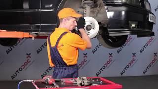 Regardez notre guide vidéo sur le dépannage Étrier De Frein BMW