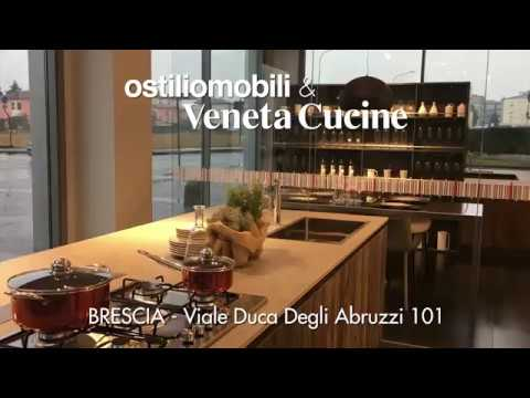 Ostilio Mobili & Veneta Cucine: 25 giorni eccezionali