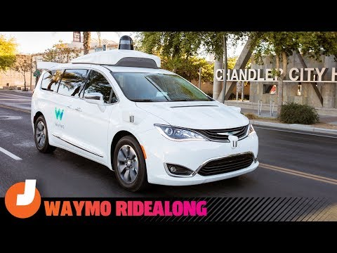 How Waymo Plans To Ease Your Autonomous Car Anxiety