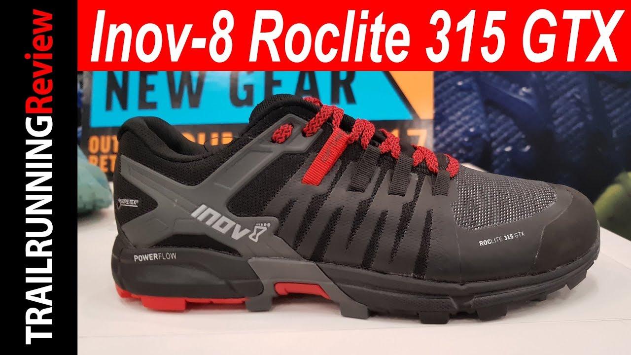 size 40 b0fd2 b637b Inov-8 Roclite 315 GTX Preview