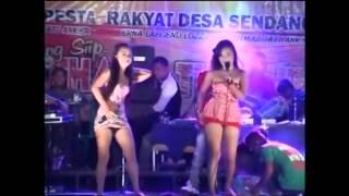 Top Hits -  Sakitnya Tuh Disini Hot Dj Dina Novi