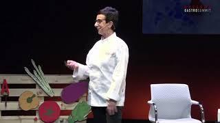 La cultura culinaria y el paisaje son pura y potente inspiración gastronómica con Carme Ruscalleda
