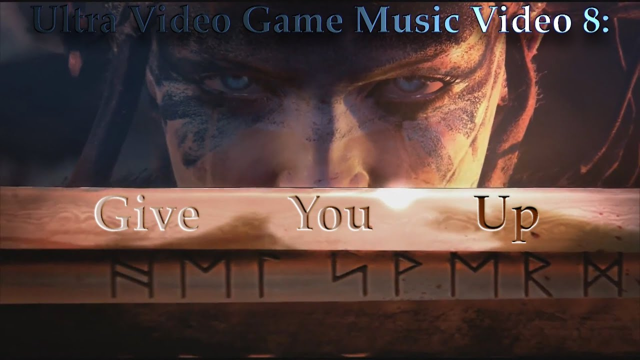 """Download Ultra Video Game Music Video 8: """"Rudimentals ft. Alex Clare - Give You Up"""""""