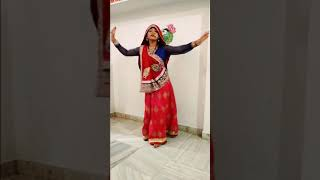 Dance on ghoomar by Kanishka 😊👌👌