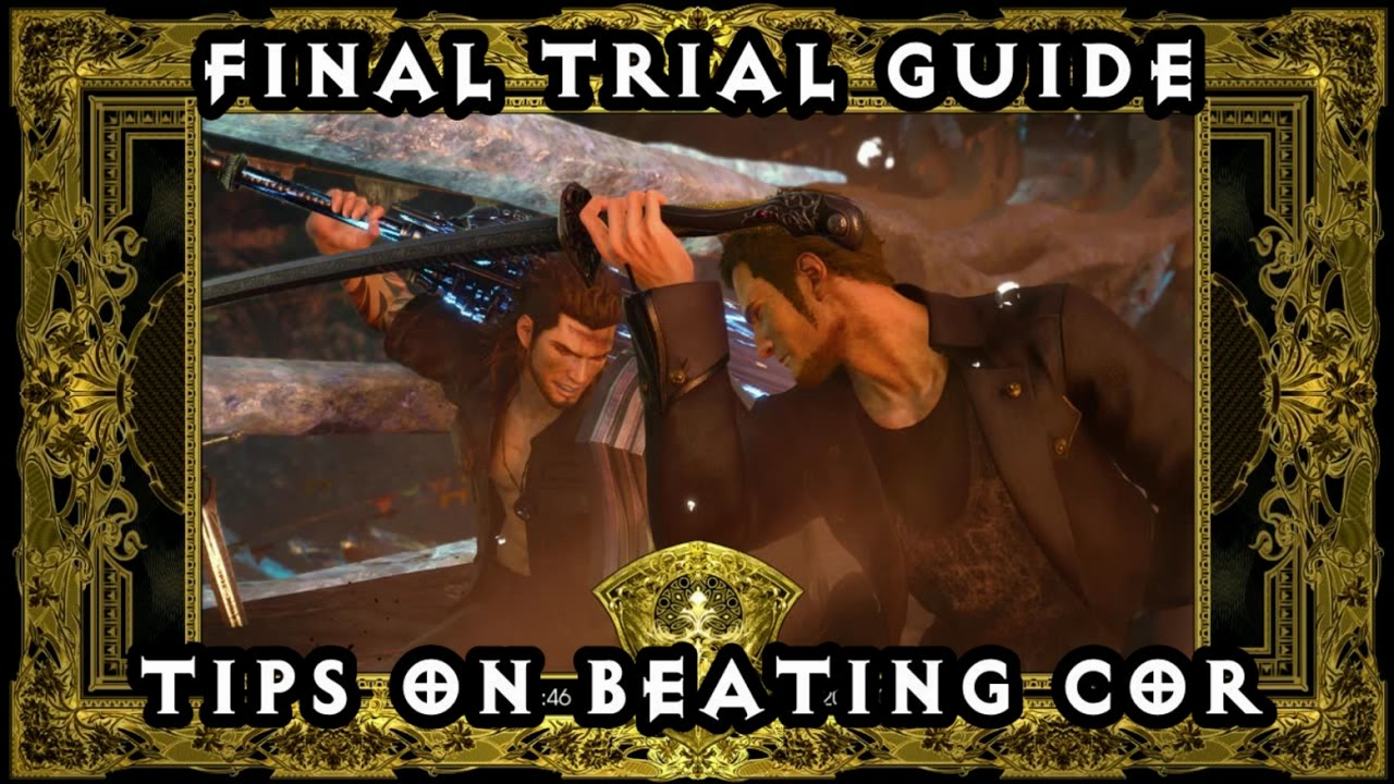 Episode Gladiolus Final Trial - How to Beat Cor & Get