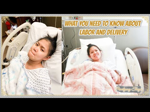 Things they don't tell you about labor and delivery! Ssshh