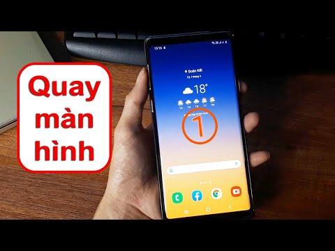 Ứng dụng quay video màn hình điện thoại Android tốt nhất
