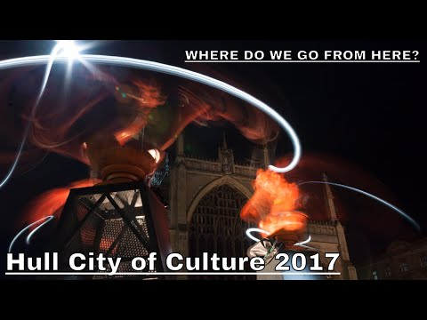 City of Culture 2017 -WHERE DO WE GO FROM HERE? at Trinity Square