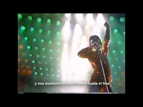 Queen We Are The Champions Live In Tokyo 1979 (Subtitulado Al Español).[Remasterizado].{HD}