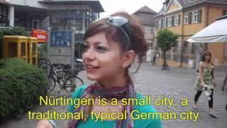 Studying at HfWU: Film with international students in Nürtingen