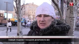 ПН TV: В Николаеве начался экстренный ремонт дорог