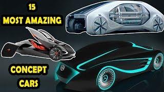 भविष्य की 15 सबसे नायाब कारें, देखकर उड़ जायेंगे आपके होश   Future Concept Cars