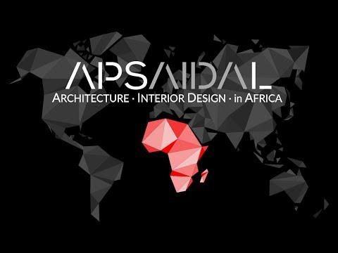 APSAIDAL - Architecture and Interior Design in Africa