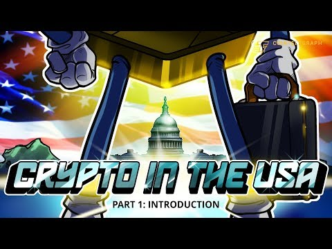 Crypto in the USA, Part I: Introduction | Cointelegraph Documentary