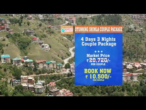 Stunning Shimla Couple Package