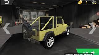 видео Игра внедорожный симулятор вождения