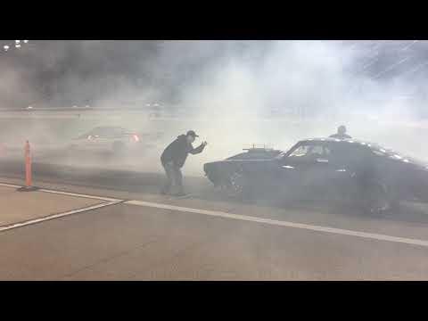 Larry Larson vs Monza Kansas Speedway