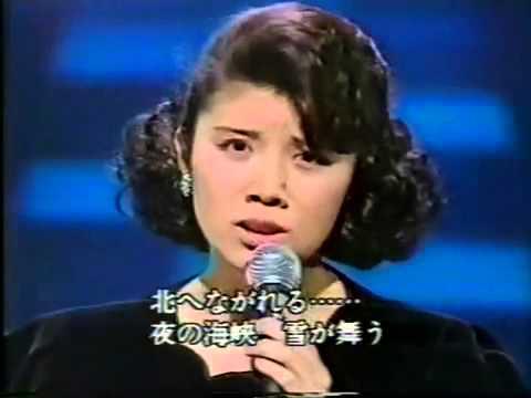 森昌子 おんなの海峡 1985年 Masako Mori Onna no Kaikyou