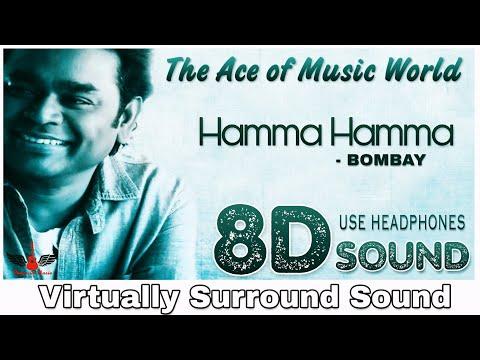 Adi Arabi Kadalandam | 8D Audio Song | Bombay | AR Rahman | Telugu 8D Songs
