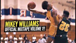 Mikey Williams WENT CRAZY For His 8th Grade Season!! CRAZY OFFICIAL Mixtape!!