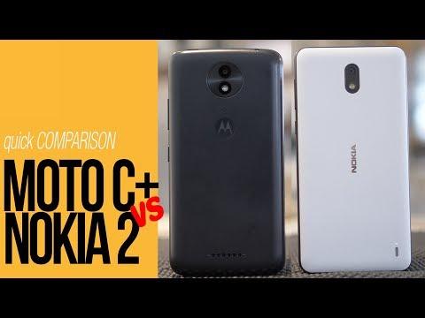 Review Moto C Plus Indonesia (VS Nokia 2)