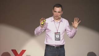 Good Jokes - Better Governance | Sergey Sargsyan | TEDxFSUJena