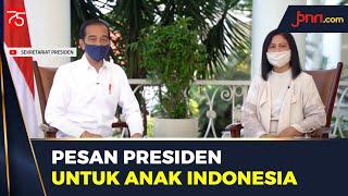 Pesan Khusus Presiden dan Ibu Negara di Hari Anak Nasional - JPNN.com