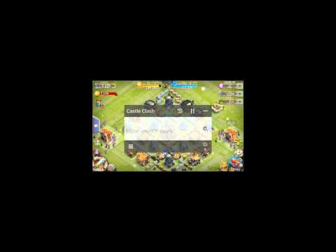 Hack For Castle Clash(root Needed)