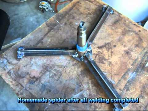 Do It Yourself Front Loading Washing Machine Spider Youtube