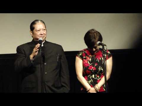 SAMMO HUNG GUM BO + ANGELA MAO YING lifetime achievement award NYAFF 2010 june 25