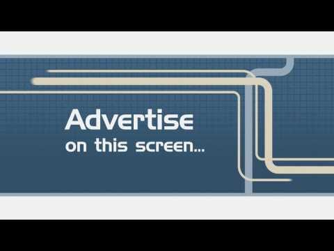 """""""Advertise Here"""" Animation A"""