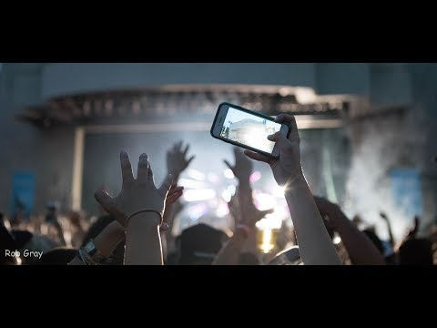 Lil Jon Concert - A day as a photographer