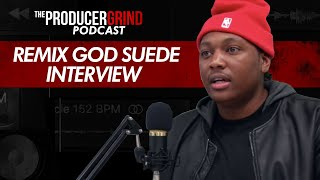 Remix God Suede Talks Soulja Boy Placement, Making Your Own Lane As a Producer + More