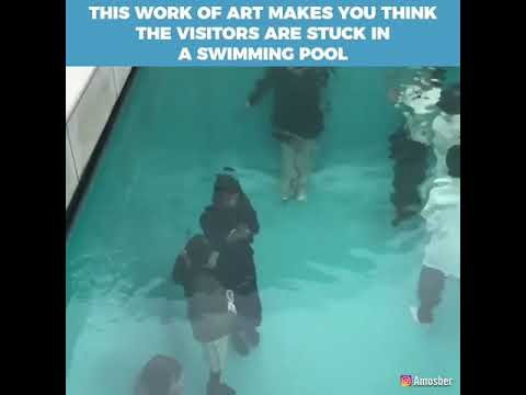 Swimming Pool Illusion