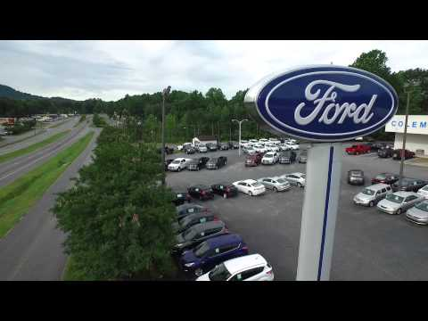 Ford Dealership Pre-Commerical Filming