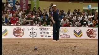 Repeat youtube video Finale (complète) Championnat du monde 2010 de Pétanque France vs Madagascar