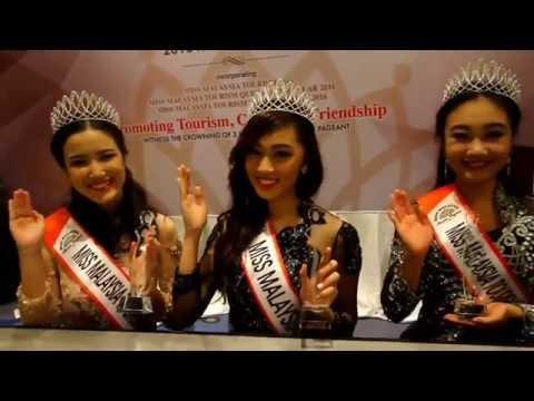 Miss Malaysia Tourism 2016