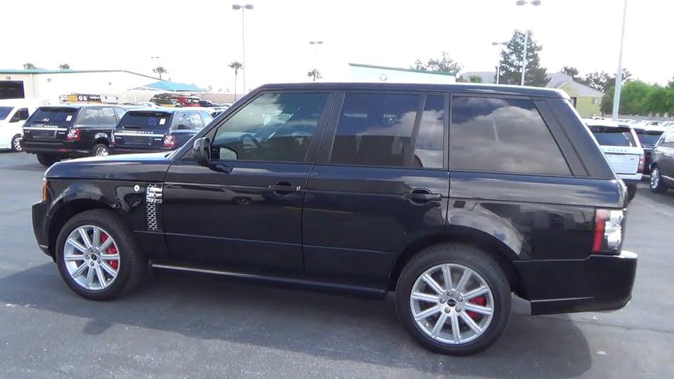 Range Rover Las Vegas >> 2012 Land Rover Range Rover