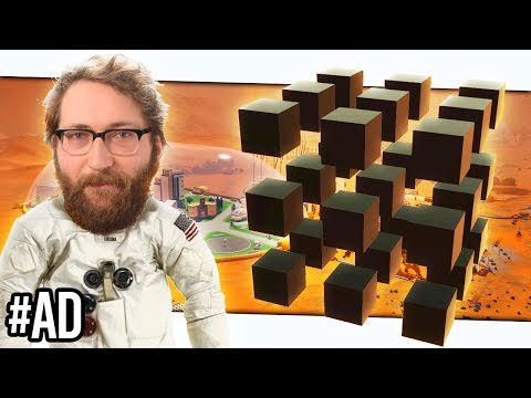 Surviving Mars #1 - Mysterious Cubes [AD]