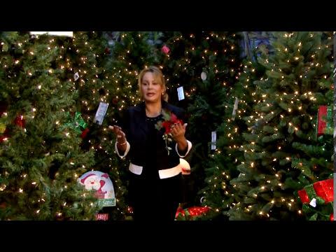 decorando navidad en christmas palace