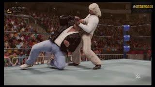 Ric Flair vs. Dusty Rhodes | Starrcade 1983: WWE 2K19 Classic Fantasy Match