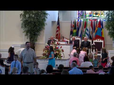 "Chattanooga First SDA Church Live Stream - ""My Credit Score"""